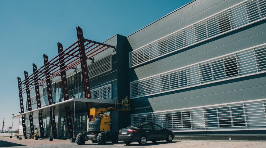Cladire de birouri - Santier Faist 4 Iulie 2014-0513